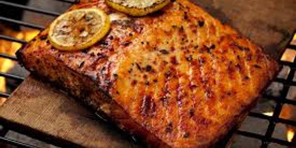 Cedar Plank Salmon Class