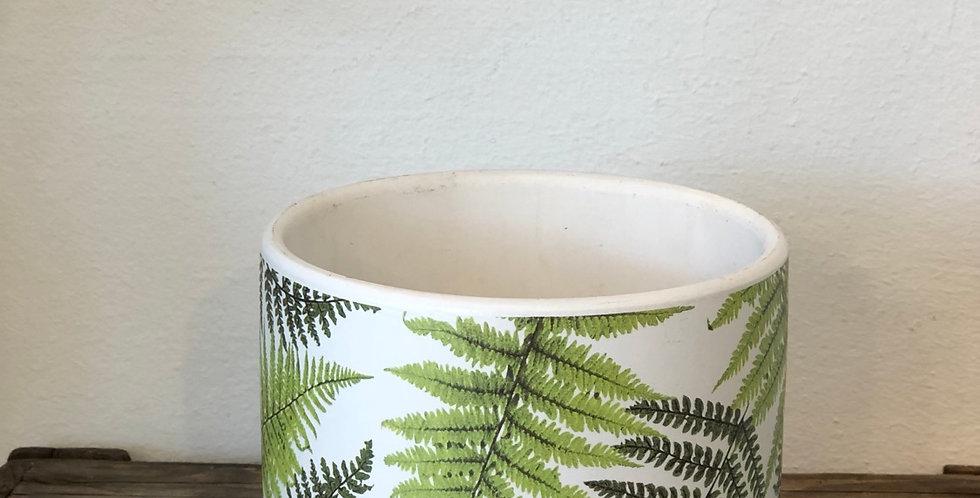 Green Leaf Pot