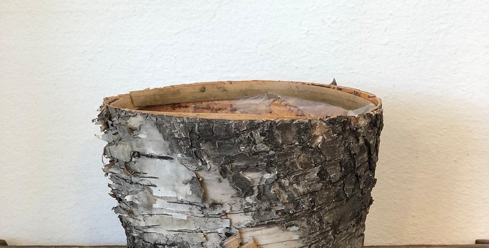 Bark Effect Pot