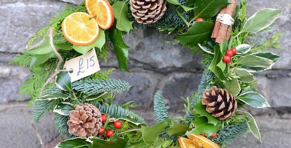 Grave Wreath