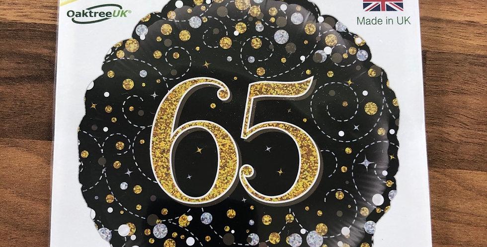 65th Birthday