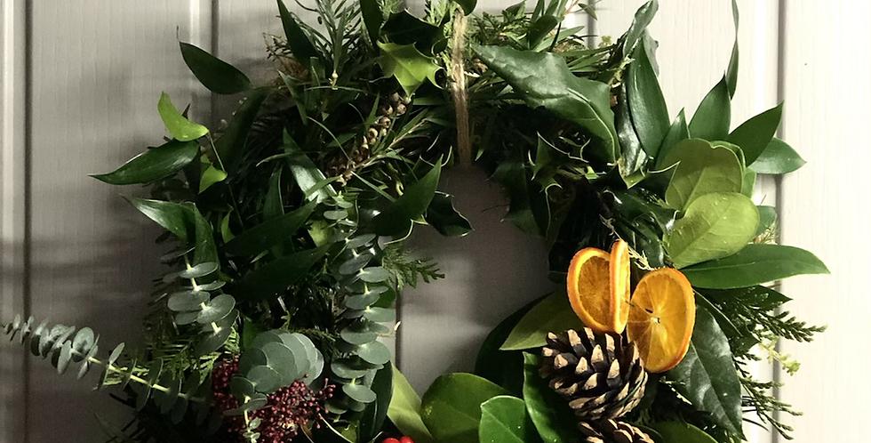 £20 Door Wreath