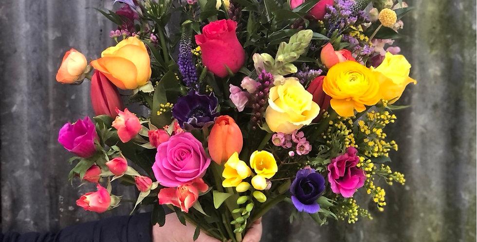 Vibrant Bouquet £50/£60/70