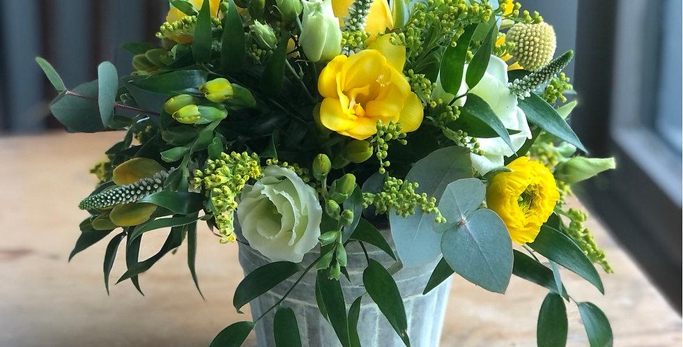 Yellow Arrangement £30/£40/50