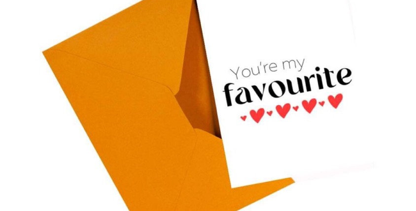 """""""Your my favourite"""""""