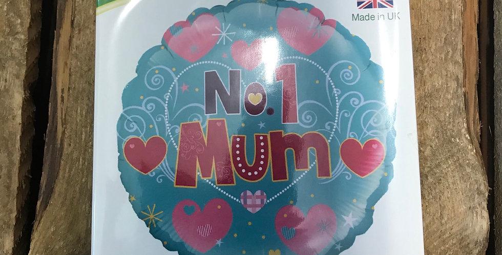 No 1 Mum
