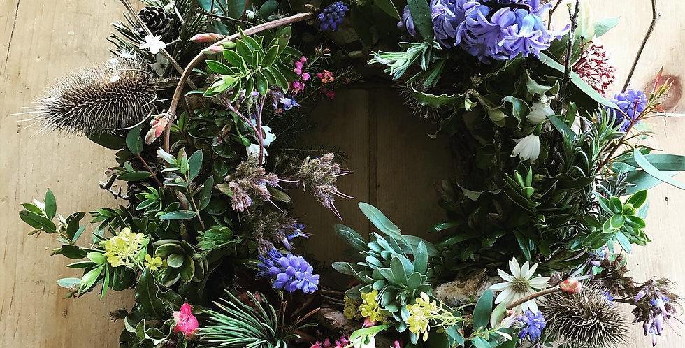 Wild Sympathy Wreath