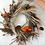 Thumbnail: Dried Autumn Wreath