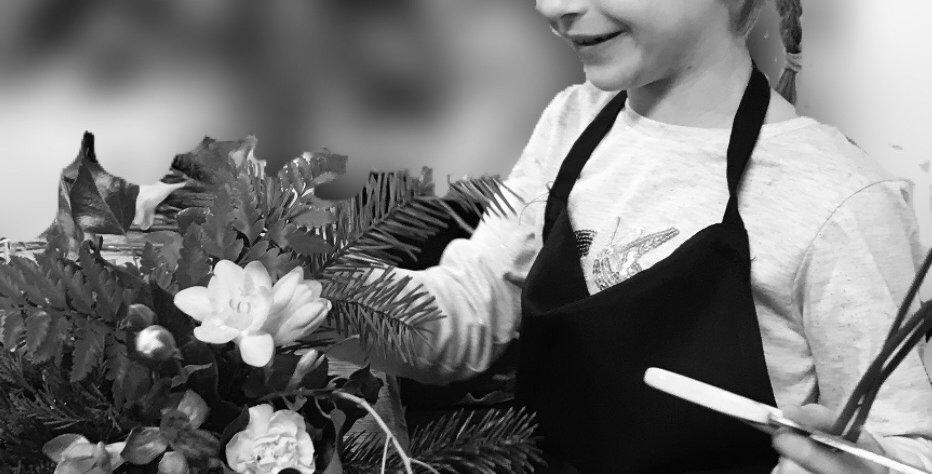 Children's Floristry Kit