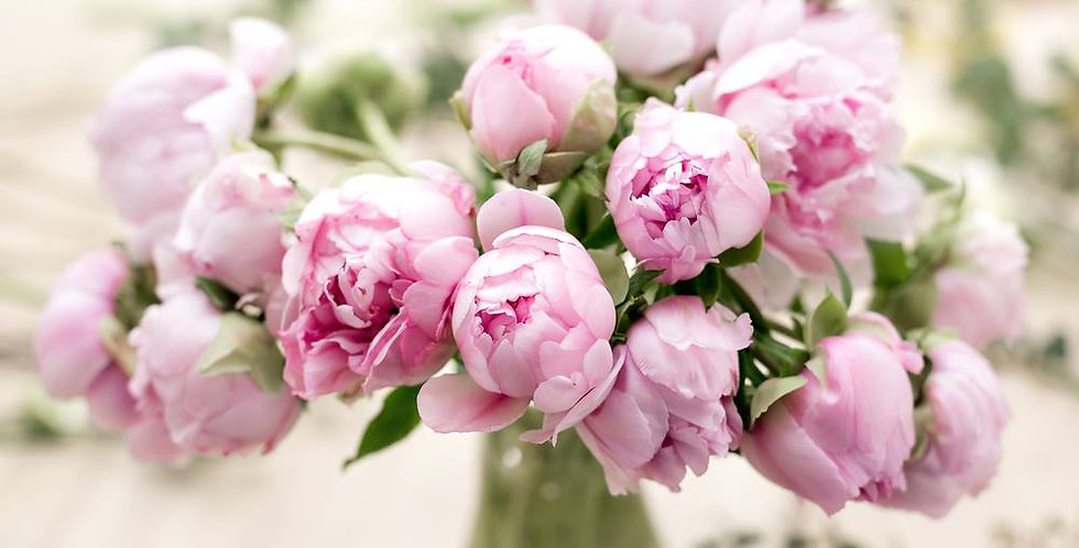 Peonies Bouquet