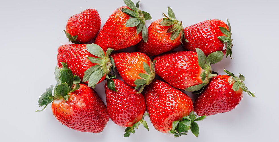 Local Strawberries from Draycott, Cheddar