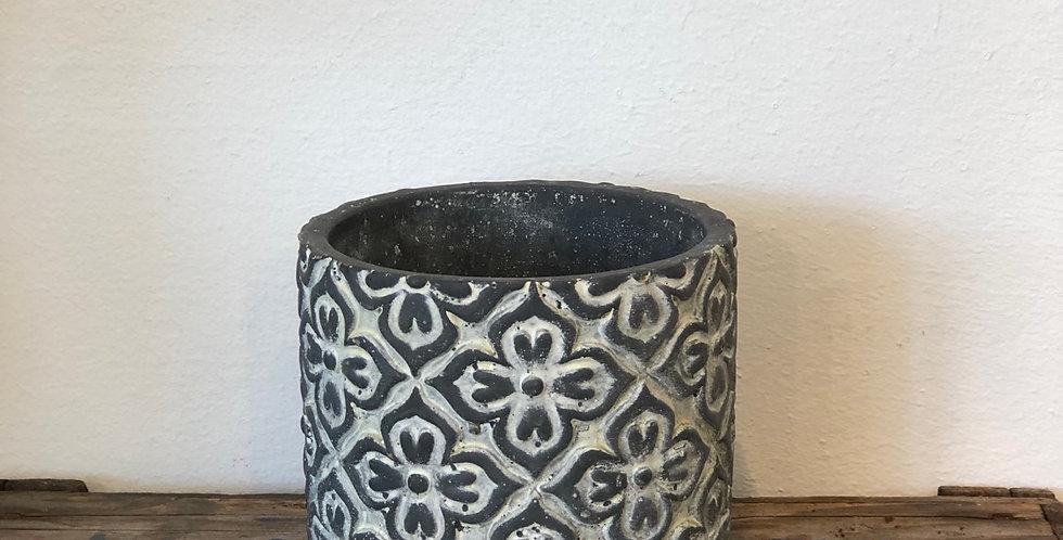Patterned Pot
