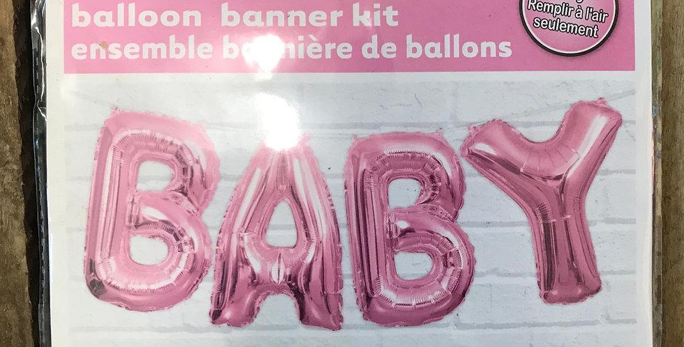 Baby (Air fill)