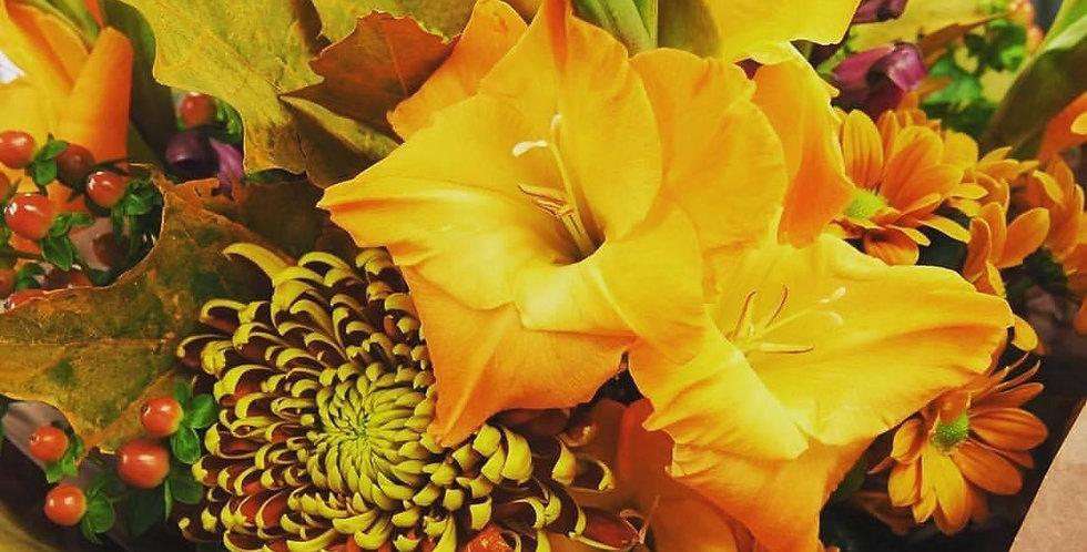 Autumn Florist Choice Bouquet