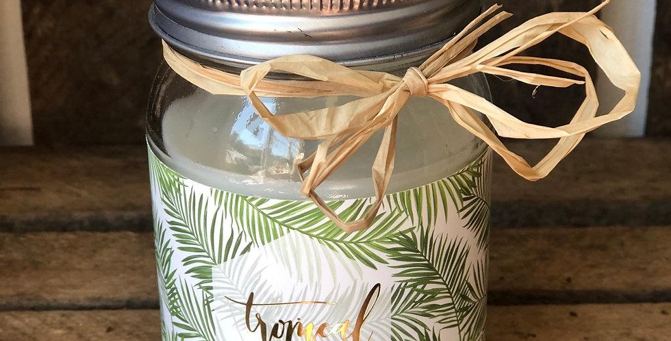 Lemon Grass Candle