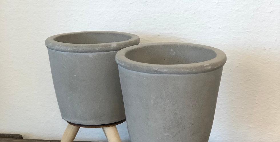 Tiny Three Legged Pot