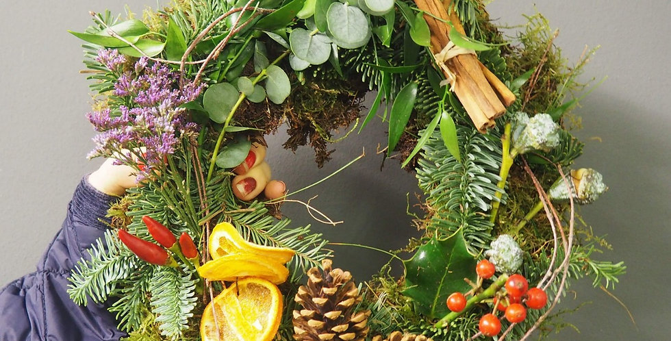 Florist Choice Wreath