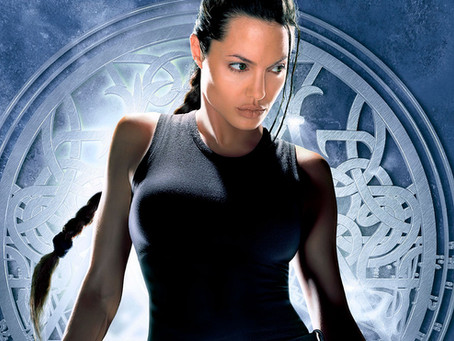 This month we celebrate 20 years of the epic film - Tomb Raider Starring Angelina Jolie