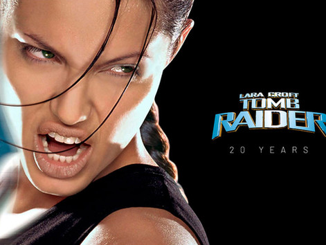 Nostalgia on the skin and the soul | 20 years of the Tomb Raider