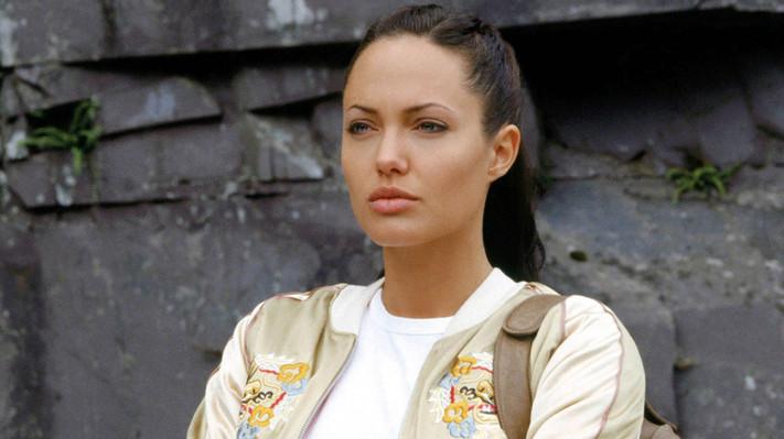 Angelina Joline Tomb Raider The Cradle of Life
