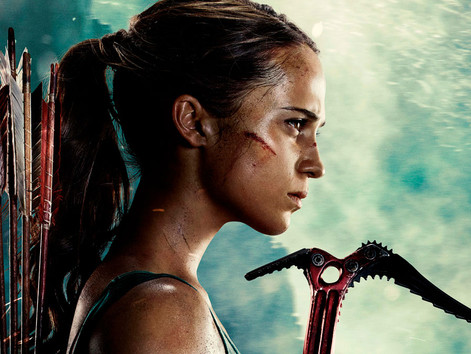 Tomb Raider 2. Are you ready?