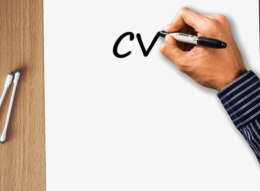 ¡Tips para armar tu CV!