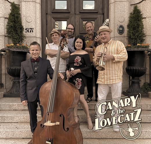 Canary and LoveCatz Promo No Frame Websi