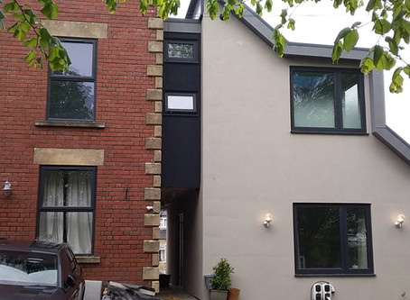 Another contemporary new build completed