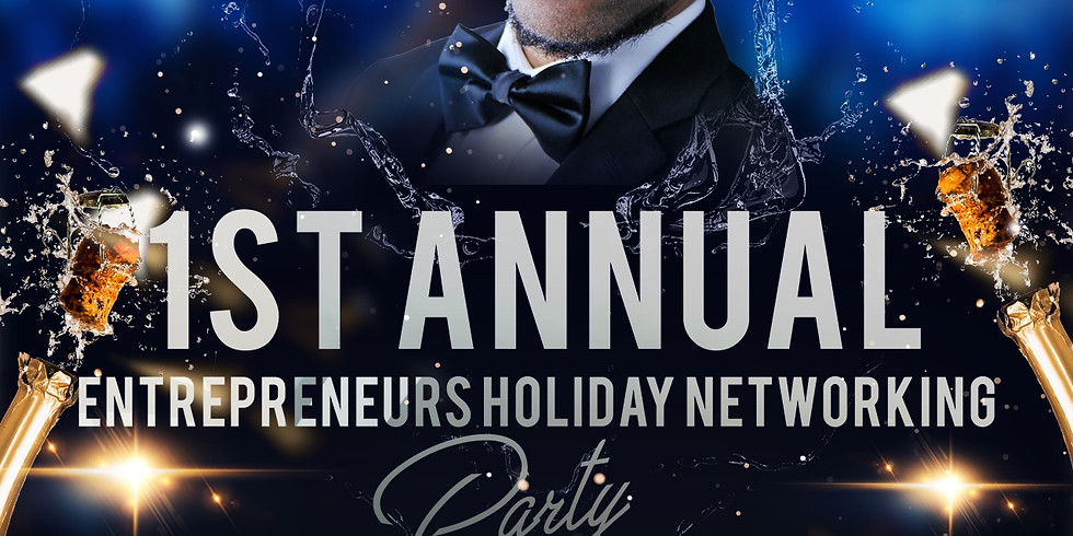 Entrepreneurs Holiday Networking Party