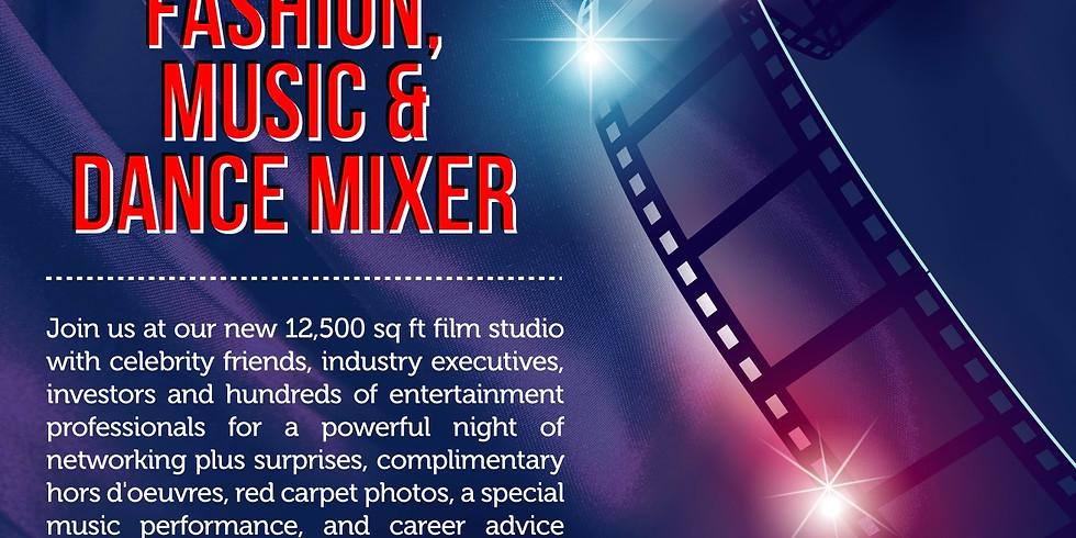 2018 Atlanta Film, Fashion, Music & Dance Mixer