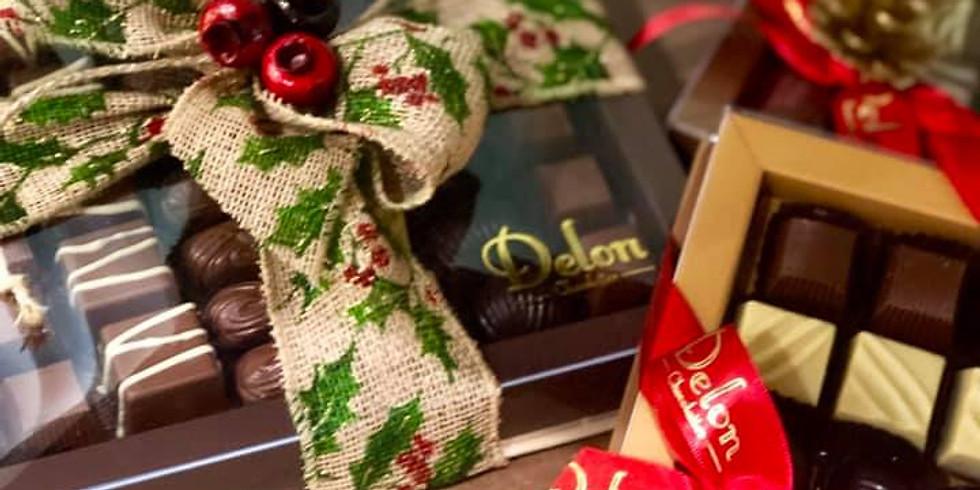 Delon Chocolates Launch, Los Angeles