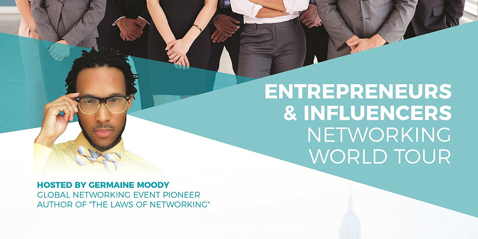 London Entrepreneurs & Influencers World Tour Mixer