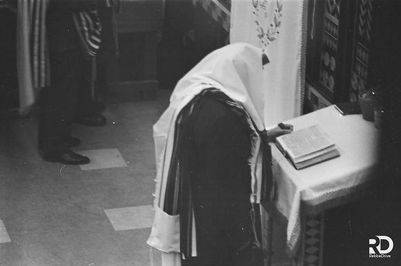 Vov Tishrei with the Rebbe