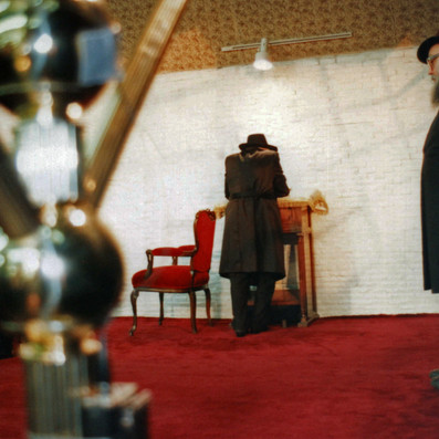 Chanukah Davening with the Rebbe