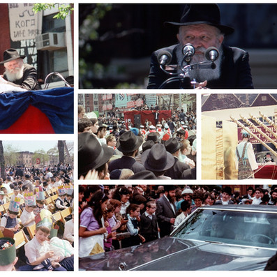 New Gallery: Close to 1,000 Stunning Lag B'omer Photos