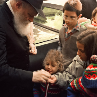 Rebbe Videos Are Now Full Quality