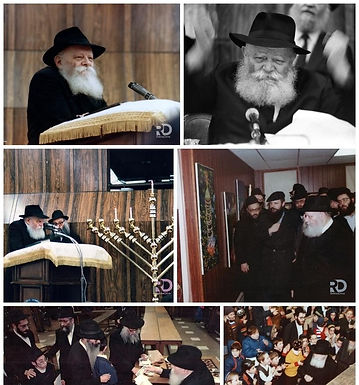 New Gallery of Kislev with the Rebbe Released