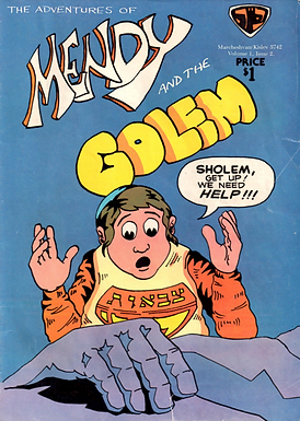 'Mendy And The Golem' Added
