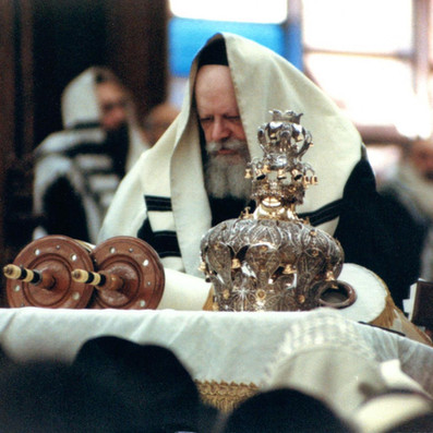 Gallery: Sukkos with the Rebbe - Part Two