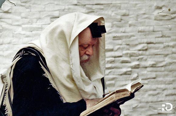 Erev Rosh Hashanah With The Rebbe