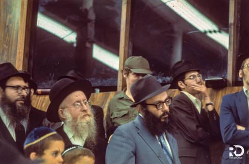 The Rebbe's Farbrengen Hassidic gathering