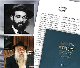 Second Installment of Reb Yoel's Diaries Published