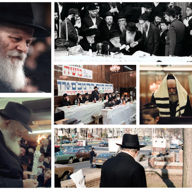 New Gallery: Nissan Moments with the Rebbe