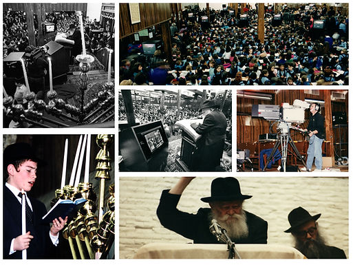RebbeDrive Releases Second Stunning Chanukah Live Gallery.