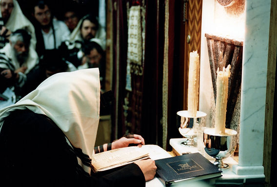 Asara B'teves with the Rebbe