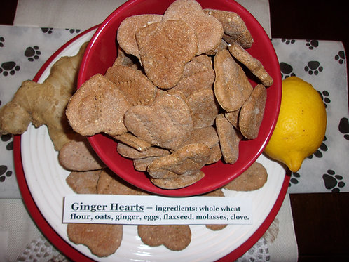 Ginger Hearts
