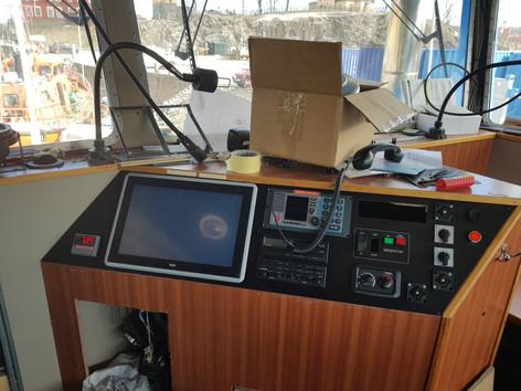 Motorövervakning och livstidsförlängning av Djurgården 8,10 och 11