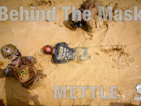 Behind the Mask: Mettle