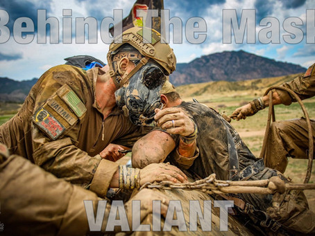 Behind the Mask: Valiant