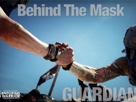 Behind the Mask: Guardian